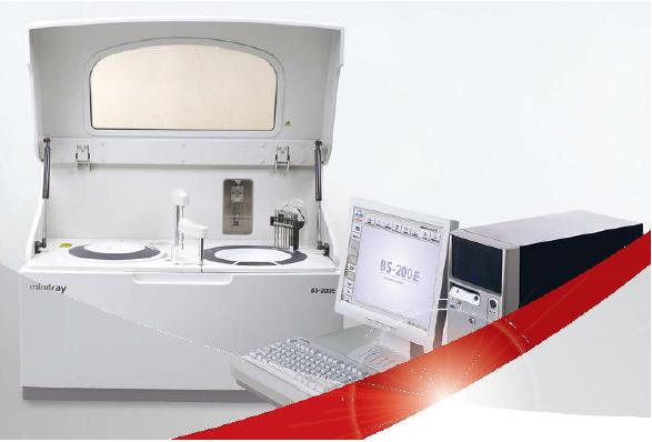 Máy xét nghiệm sinh hóa tự động BS-200E
