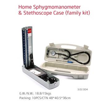 Bộ đo huyết áp cột thủy ngân Family Kit