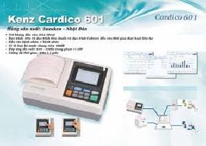 Máy điện tim 6 kênh Suzuken Cardico 601