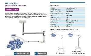 Đèn led phẫu thuật Model: TMI HEX 126