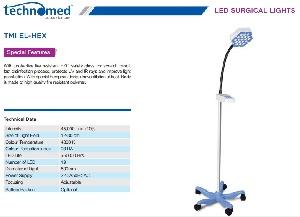 Đèn led phẫu thuật Model: TMI EL-HEX