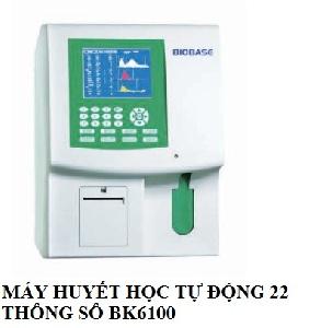 Máy phân tích huyết học tự động 22 thông số BK-6100