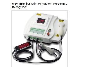 MÁY SIÊU ÂM ĐIỀU TRỊ MODEL: ST-50L STRATEK – HÀN QUỐC