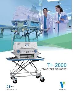 Lồng ấp trẻ sơ sinh di động  TI-2000 - David