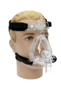 Mặt nạ mũi môm cho máy thở (Fullface)