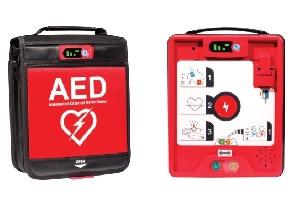 MÁY SỐC TIM CÔNG CỘNG AED NT-381.C (Heart+ ResQ)
