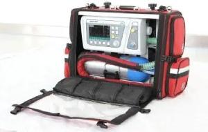 Máy thở cho xe cứu thương Shangrila 510s