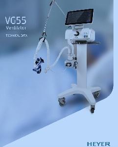 Máy thở Heyer VG55